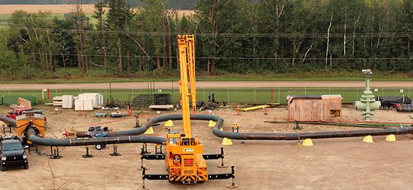 Pipeline Sectioning Valves, Pipe Bends, Launcher & Receiver Traps