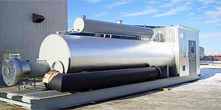 Line Heaters Oil & Gas