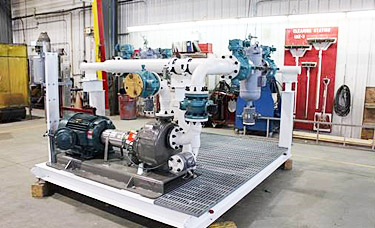 Skid Mounted Pump Packages