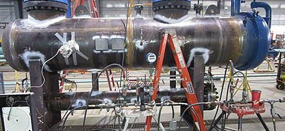 pressure vessel manufacturing company in Alberta