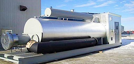 The Indirect Oil & Gas Line Heater and How it Works