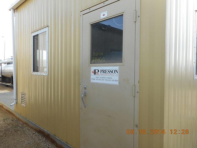 1.0 MMBTU/Hr Line Heater