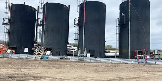 Mandatory Regulatory Standards for Shop-Welded Oilfield Tanks