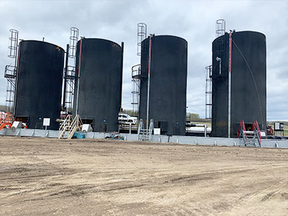 Regulatory Standards for Shop-Welded Oilfield Tanks