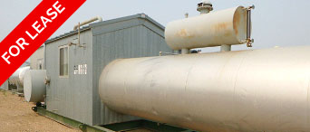 Oil & Gas Production Equipment for Lease
