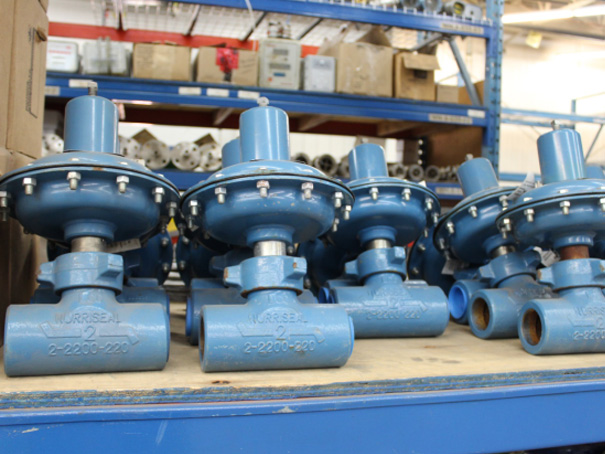 Control Valve - Components & Working Principles