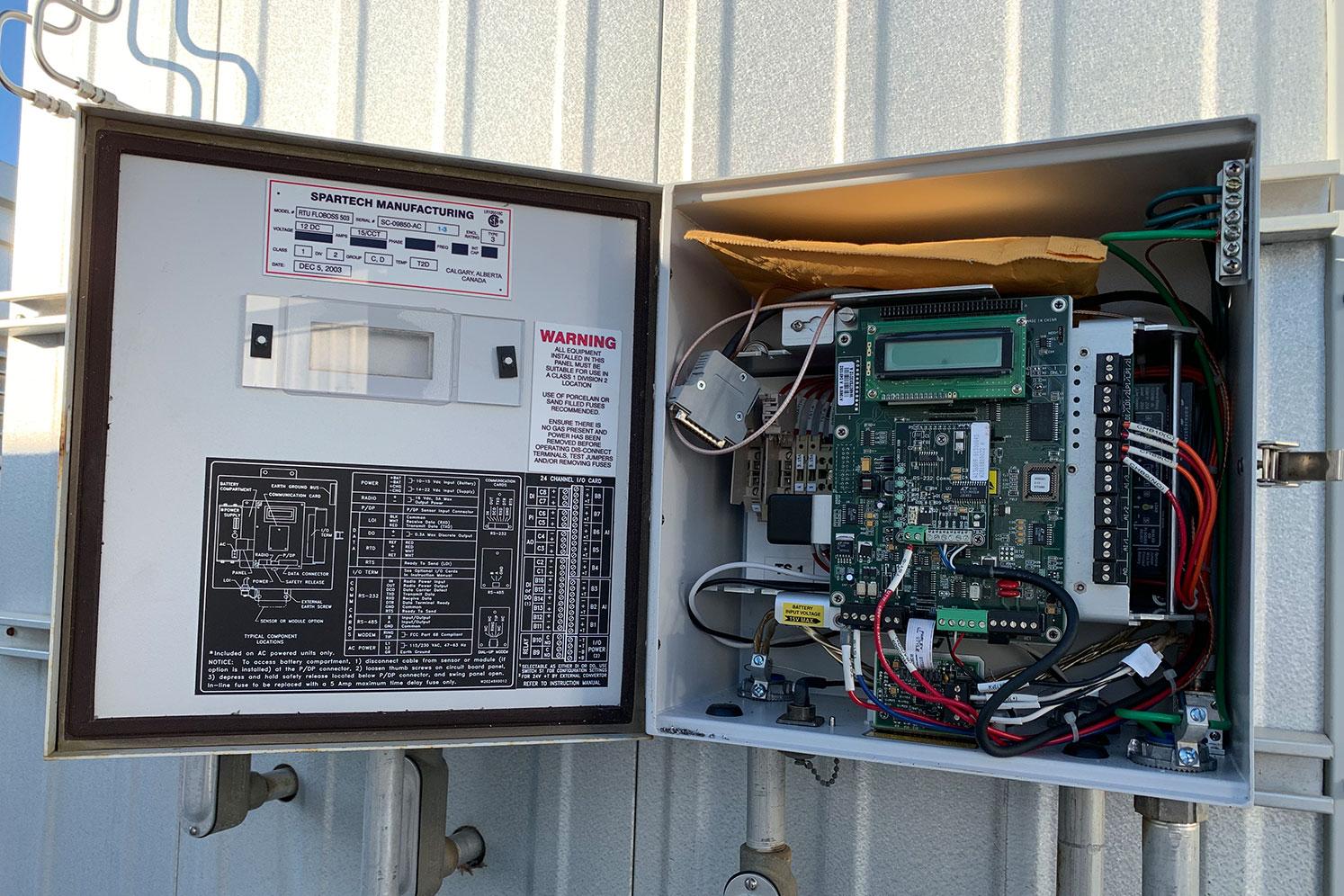 """3"""" 600 ANSI Dual Run Sweet Service Senior Meter Package"""