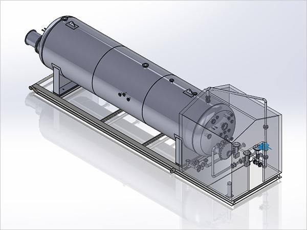Oil Meter Manifold