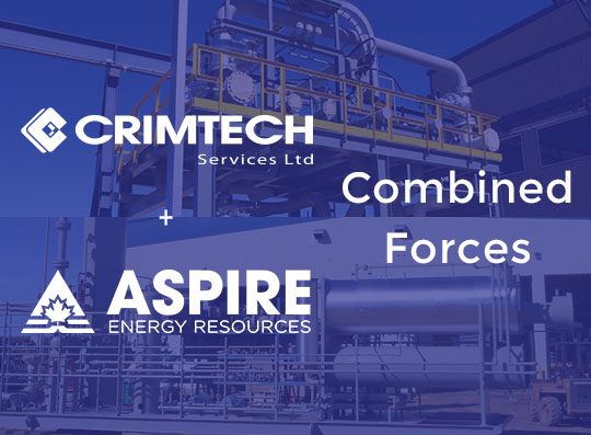 Aspire Energy Resources Inc. has Merged with Aspire Energy Resources!