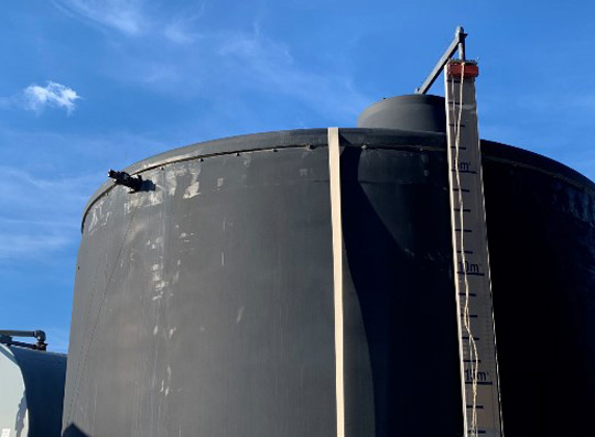 Shutdown Guidelines for Tanks and Oil & Gas Storage Equipment